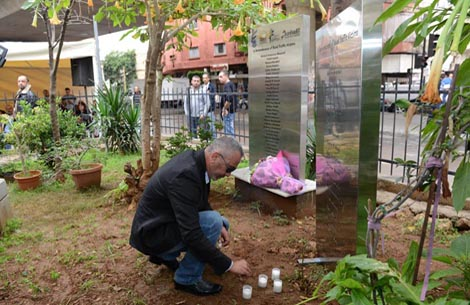 Kunhadi World Day of Remembrance for Road Traffic Victims, 2014